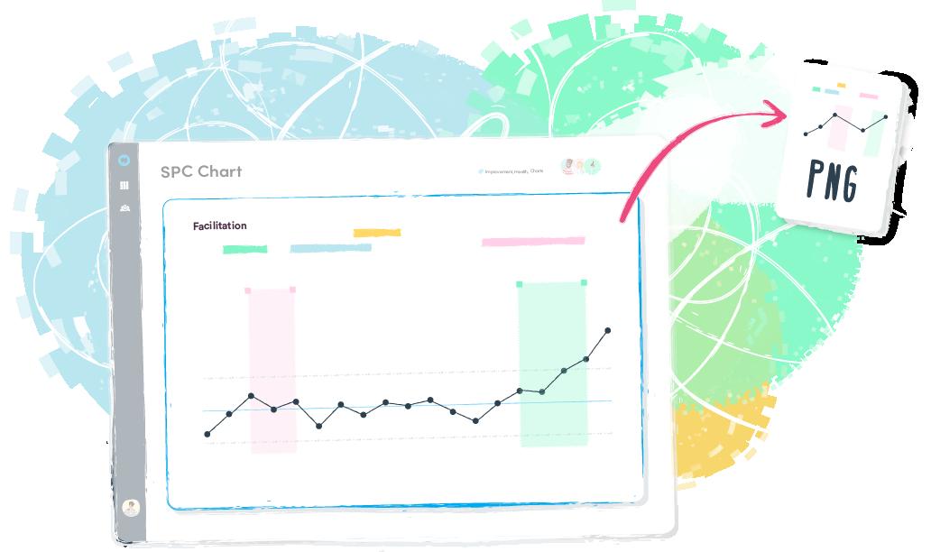 Export SPC charts